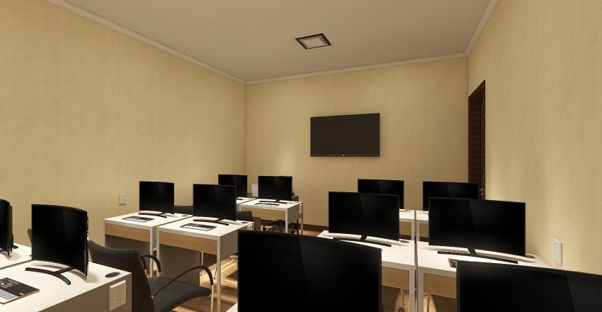 maket 2 Interior Design Render