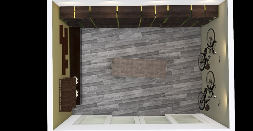 FLANDES Interior Design Render