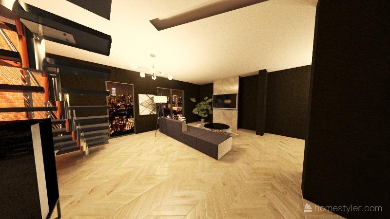 zawadzki Interior Design Render