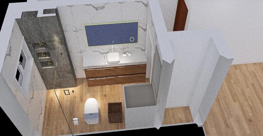 MyHome-TzakiApenanti Interior Design Render