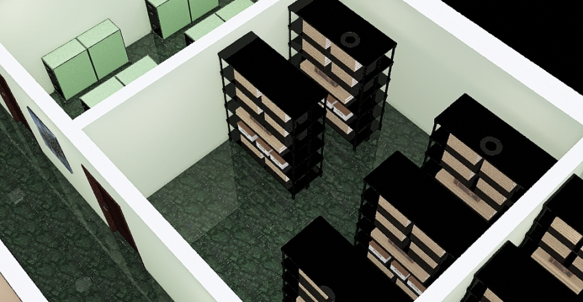 Presentation Interior Design Render