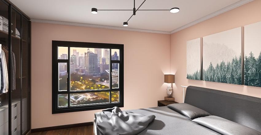 Room Redesign Interior Design Render