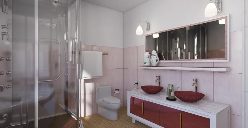 Lucía 2 Interior Design Render