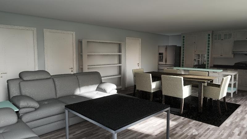 Our House Interior Design Render