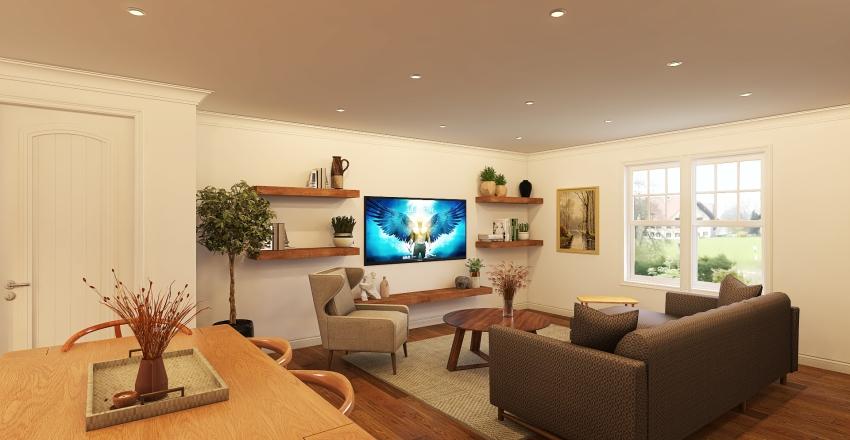 Calvin Jack Interior Design Render