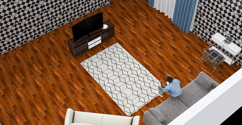 DA-Jersey Interior Design Render