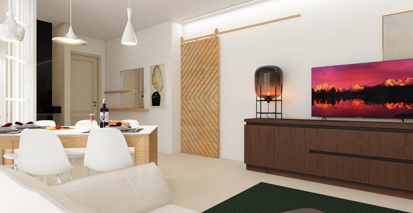 BETOCCHI Interior Design Render