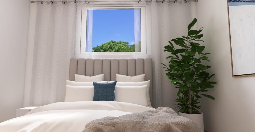 Contemporary Home Interior Design Render