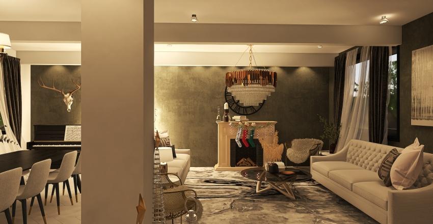 Tansey Manor Interior Design Render