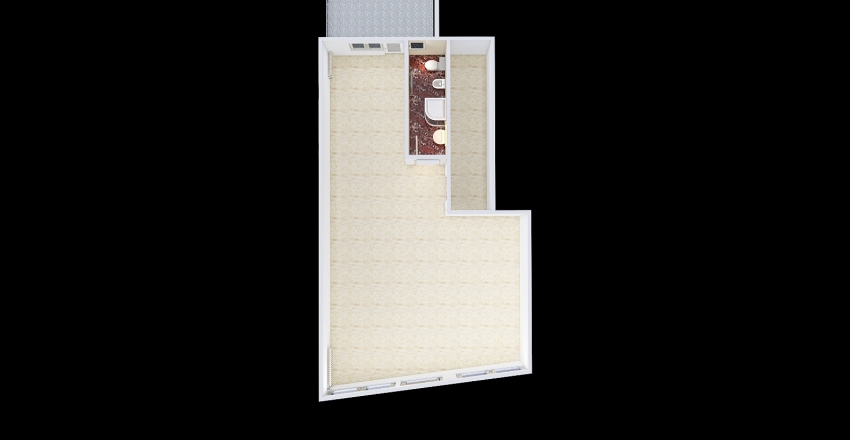 CUCINOTTO Interior Design Render