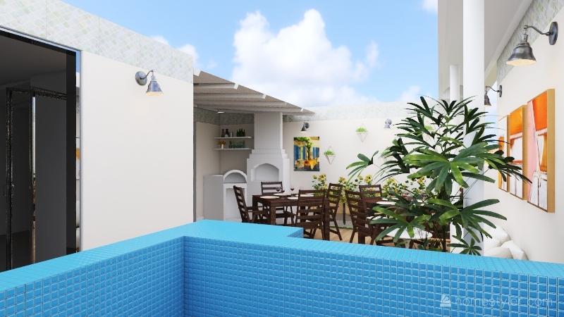 Flavia Bastos Loureiro - vinha.loureiro@gmail.com - 08.01.21 Interior Design Render