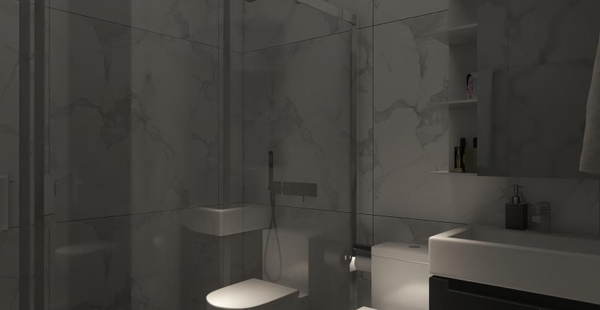 apt. Cidade Grande Interior Design Render