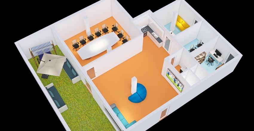 Beit Amitnadev Ver4 Interior Design Render