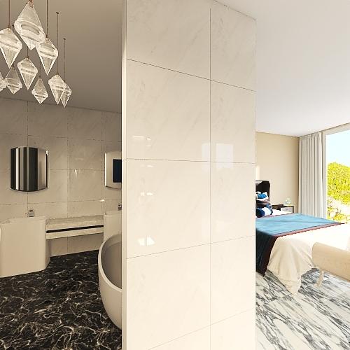 Premier Harbour Bridge Suite version 2.0 in Australia Interior Design Render