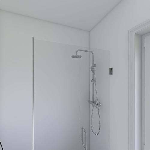 Corps de Ferme_masterbedroom Interior Design Render