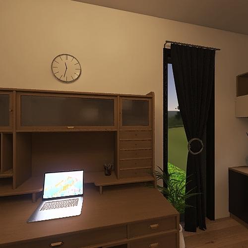 Althéa Interior Design Render