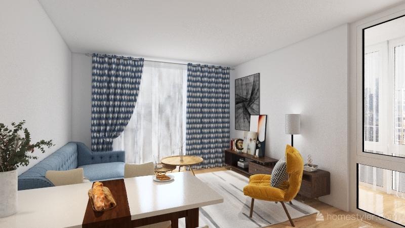 KENA Interior Design Render
