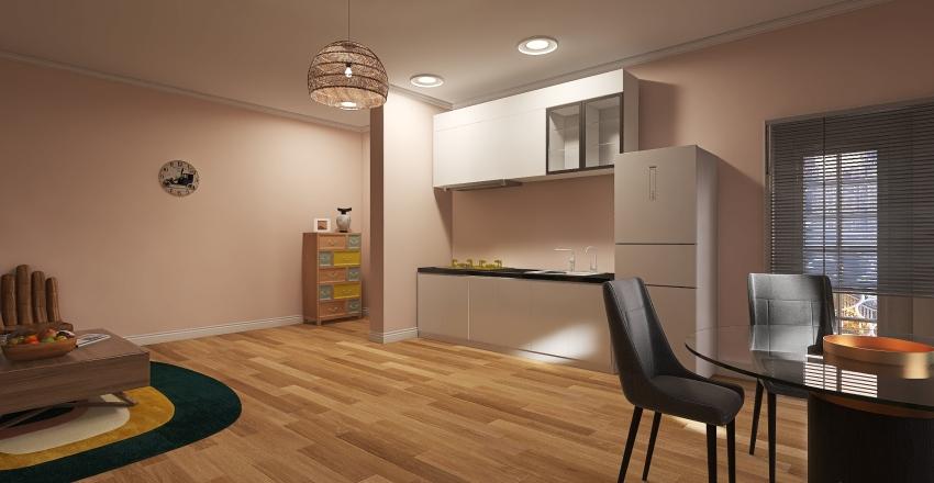 <3 Interior Design Render