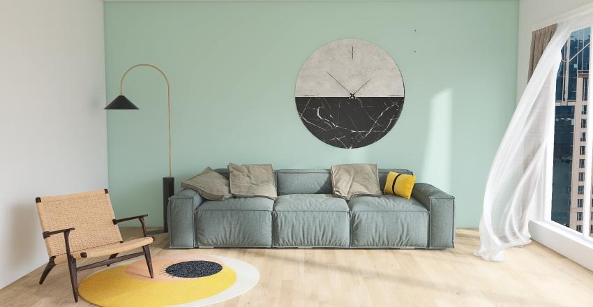 My 50th Design!  Interior Design Render
