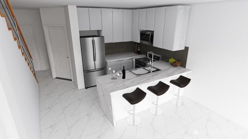 Adriana 1st floor 3 Interior Design Render