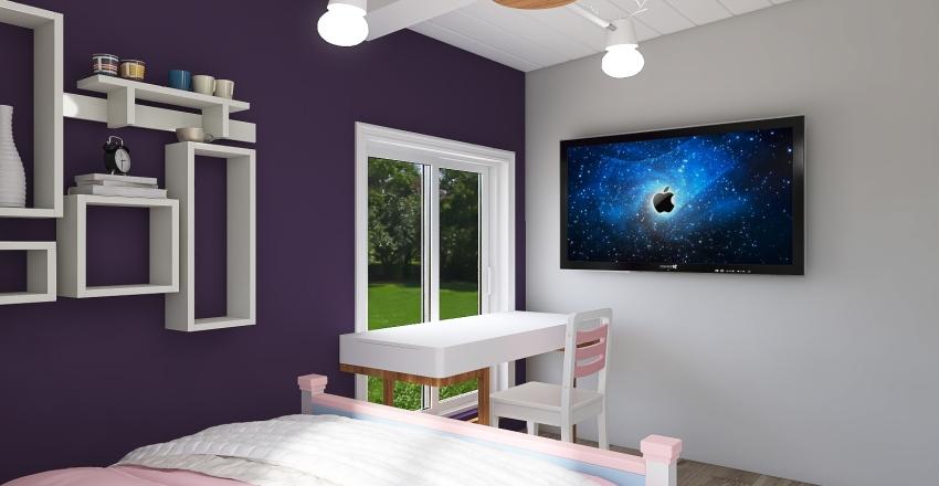 Casa Bragadiru Interior Design Render