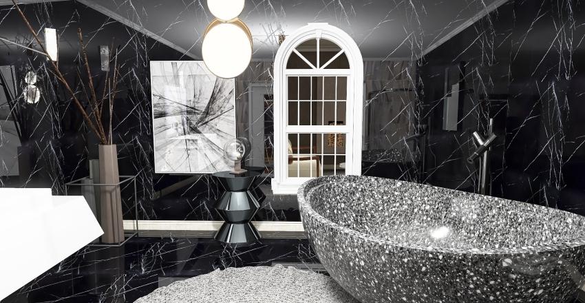 casa brasil Interior Design Render