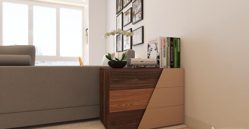 STUDIO PRETTY IN PINK Interior Design Render