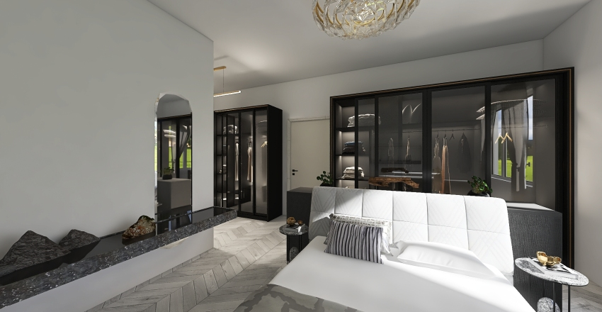 S_ROOM Interior Design Render