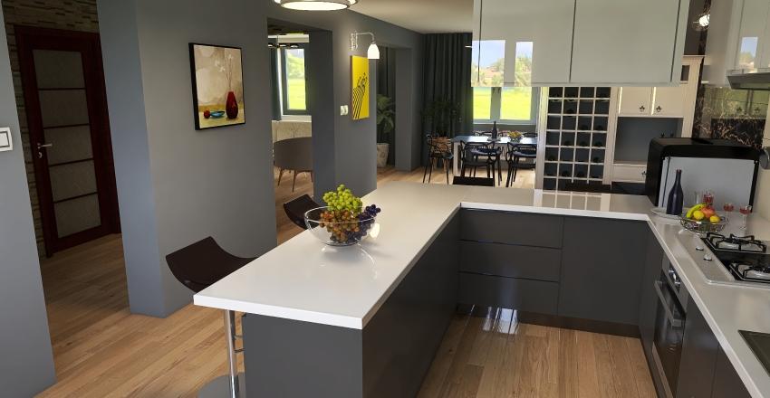 oliwia Interior Design Render