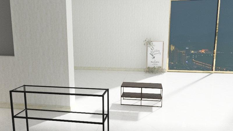 Copy of as level Interior Design Render