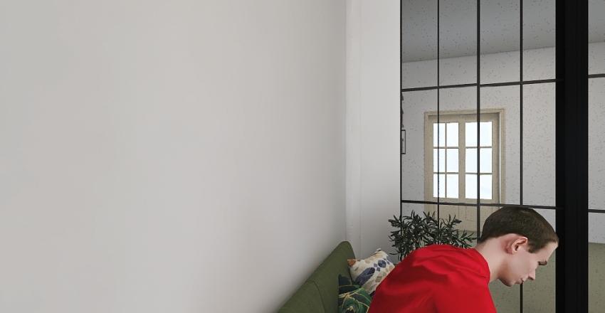 plano planta 1 Interior Design Render