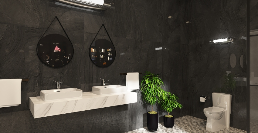 Jankal Interior Design Render