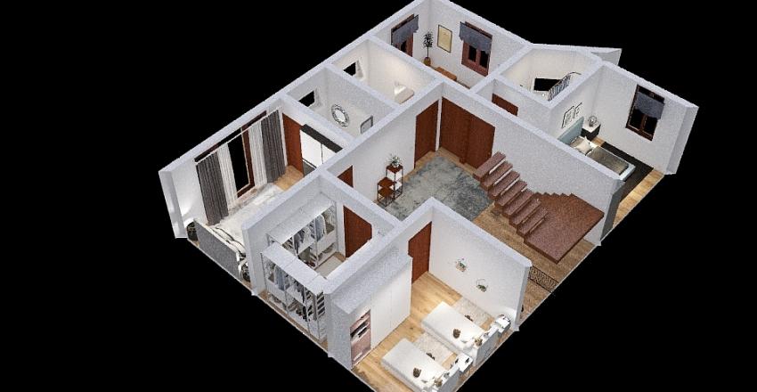 bruno_1 Interior Design Render