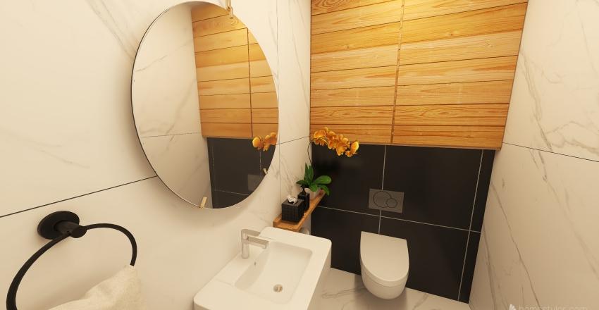 Toilet Guthaus Interior Design Render