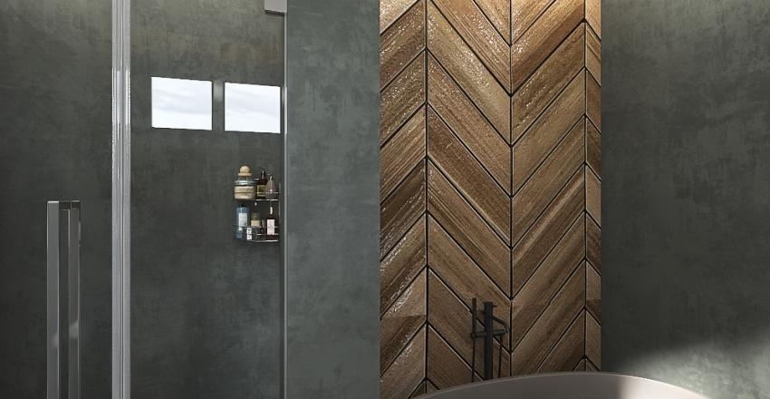Budapest Interior Design Render