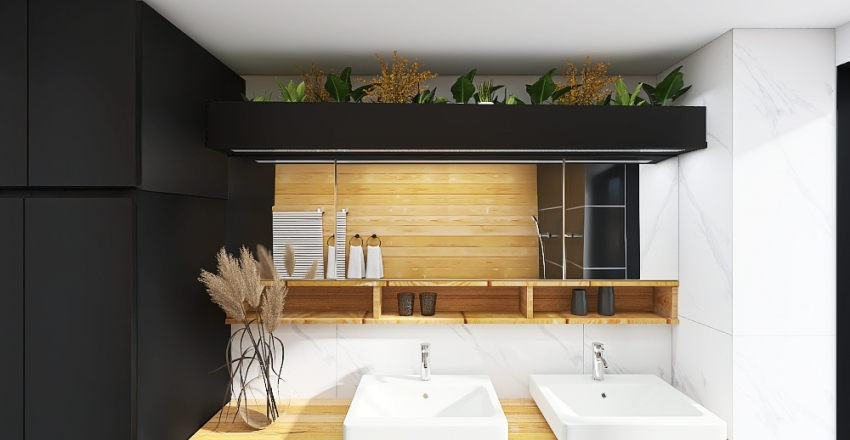 Bathroom Guthaus Interior Design Render