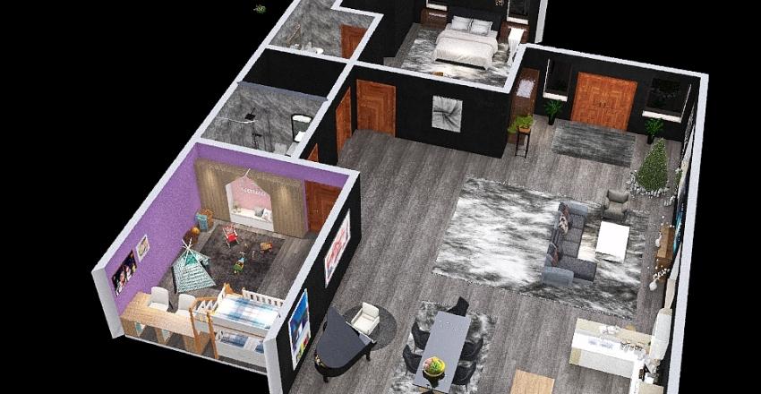House Desgin Interior Design Render