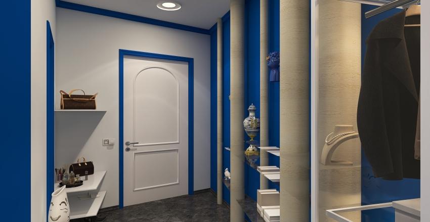 Гжель Interior Design Render