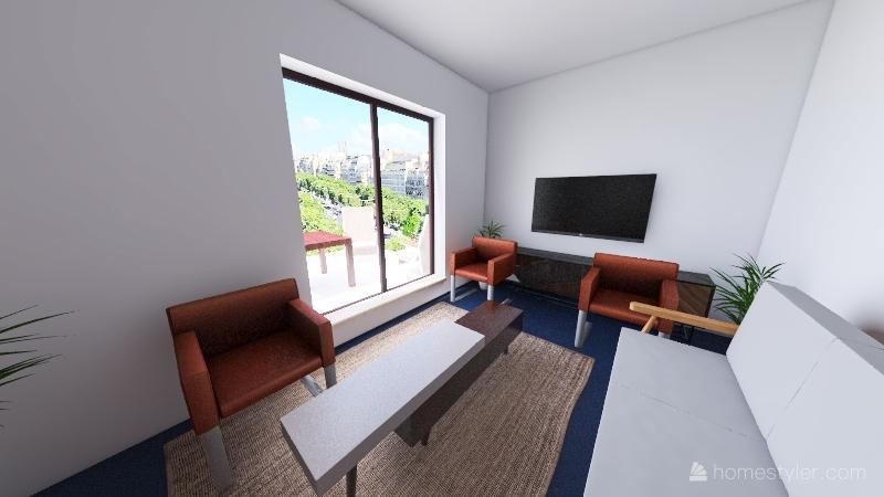 Simon 2 Interior Design Render