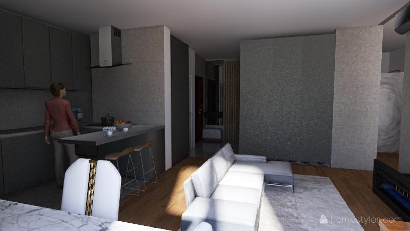 v2_434r_reconf_v17 Interior Design Render