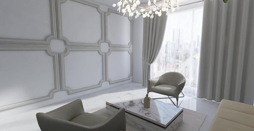 #11. Interior Design Render