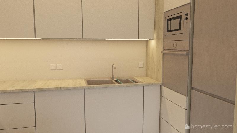 Copy of Mieszkanie v9 Interior Design Render