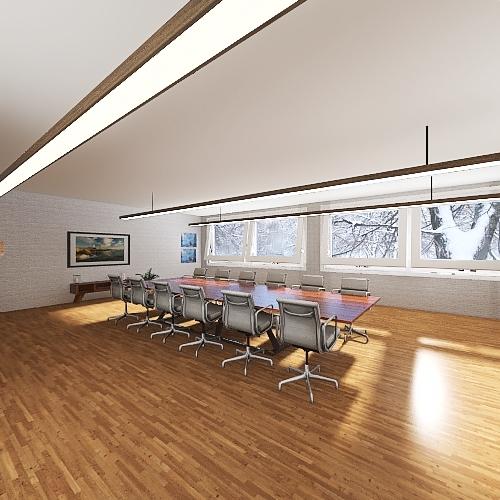 v2_Meeting Room PEP Interior Design Render