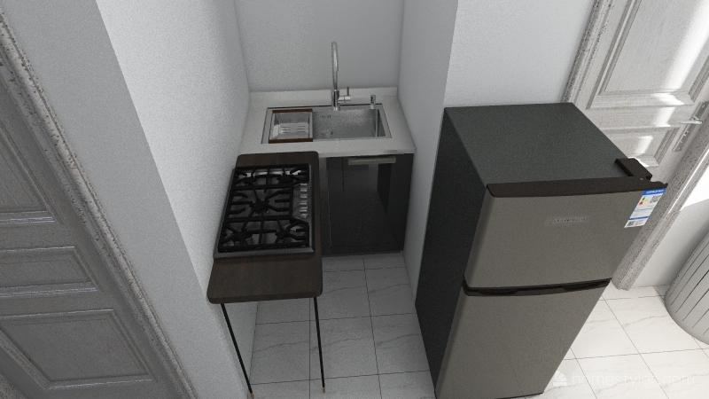 Iliganhouse ver 02 Interior Design Render