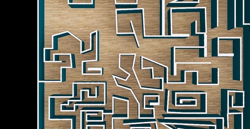 the-maze _v2 Interior Design Render