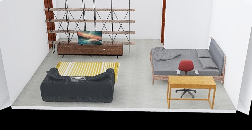 pauls home Interior Design Render
