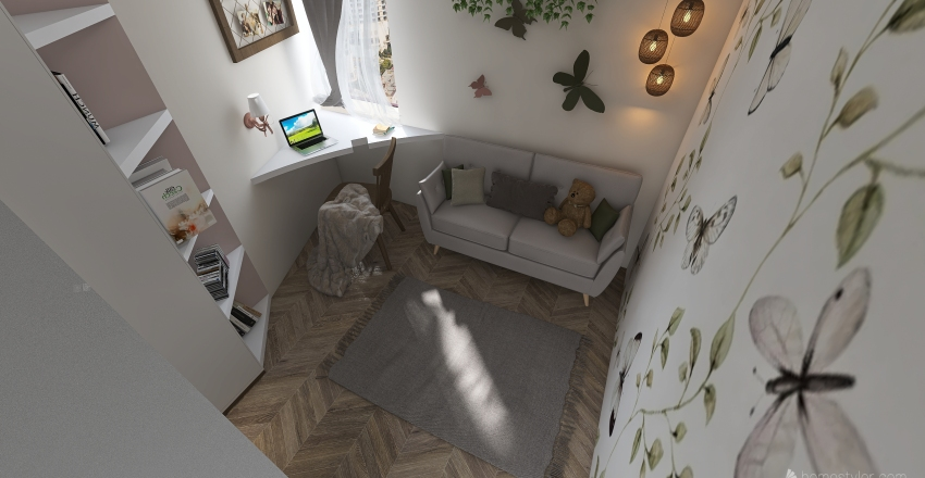 Kama 2 Interior Design Render