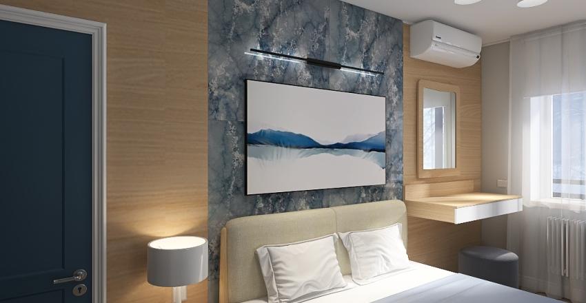 FF 009 Interior Design Render