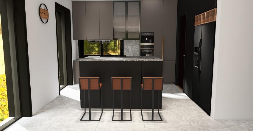 new home rybacka 14 Interior Design Render