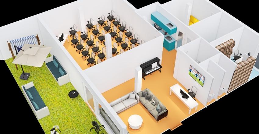 Beit Amitnadev Ver5 Interior Design Render
